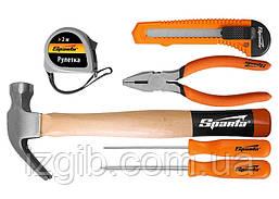 Набор инструмента бытовой Sparta 6 предметов