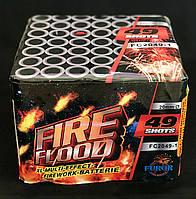 Фейерверк FUROR Fire Flood на 49 выстрелов (FC2049-1)