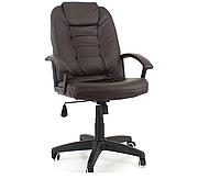 Кресло офисное PS74 TILT коричнивое