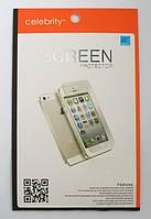 Защитная пленка для iPod touch 4 - Celebrity Premium (clear), глянцевая