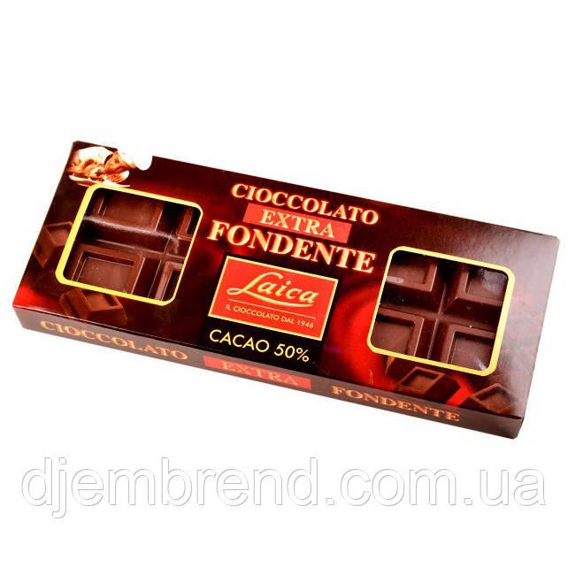 "Шоколад кулинарный Laica ""Экстра-темный - 50% какао"" XXL"