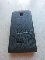 Чехол флип для LG Optimus F5 P875