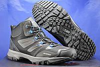 Зимние мужские высокие непромокаемые кроссовки, ботинки на мембране BONA 41 размер