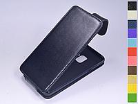 Откидной чехол из натуральной кожи для Samsung Galaxy S9 G960F