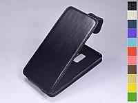 Откидной чехол из натуральной кожи для Samsung Galaxy S9 Plus G965F