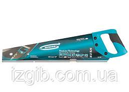 Ножовка по дереву Gross PIRANHA 450x3D тефлоновое покрытие полотна