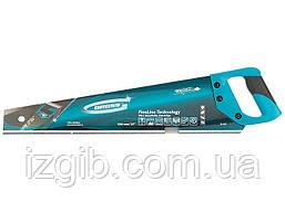 Ножовка по дереву Gross PIRANHA 500 мм 11-12 TPI зуб-3D кал.зуб тефл.покр.полотна