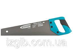 Ножовка по дереву Gross PIRANHA 400 мм 11-12 TPIзуб-3D кал.зуб