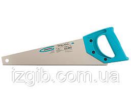 Ножовка для работы с ламинатом Gross PIRANHA 360x2D каленый зуб пластиковая рукоятка