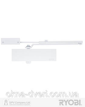 Доводчик з кронштейном RYOBI 1200 D-1200P(U) WHITE UNIV_ARM EN_2/3/4 80кг 1100мм