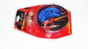 Набор проводов для усилителя / сабвуфера X9, фото 2