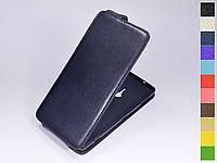 Откидной чехол из натуральной кожи для Sony Xperia XZ2 H8266