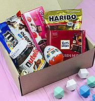 Подарочный Бокс City-A Box #07 для Мужчин и Женщин Сладкий Набор Sweet из 7 ед.