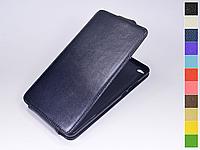 Откидной чехол из натуральной кожи для Xiaomi Mi Max 2
