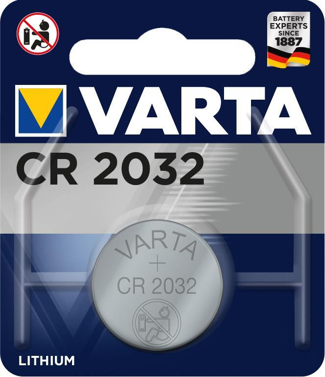Батарейка VARTA CR 2032 [BLI 1 LITHIUM]