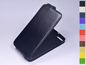 Откидной чехол из натуральной кожи для Xiaomi Mi6