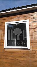 """Мобильный дачный домик """"КАНТРИ 1-36"""" 36м2., на основе цельно-сварного металлического каркаса., фото 2"""