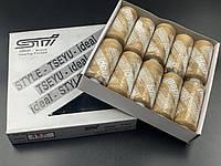 Нитки швейные «IDEAL» №40, 100% полиэстер, (10 катушек в упаковке)  цвет №426 золотистый беж