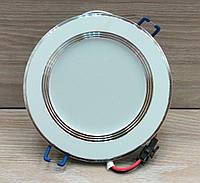 Светильник светодиодный Feron AL527 9W 4000K (LED панель) встраиваемый точечный, фото 1