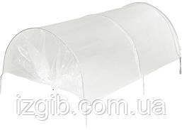 Парник Palisad тунельного типу 0,6х3м, покриття, дуги з сталевого прутка