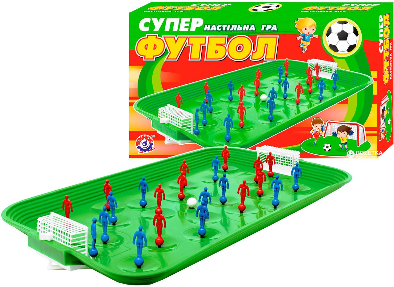 Настольная игра Супер Футбол (ТехноК)