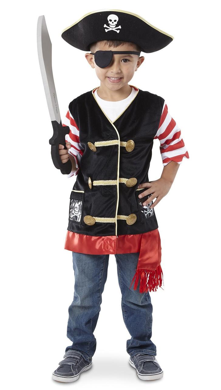Костюм пирата Melissa & Doug (MD14848)
