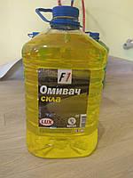 Омыватель стекла зимний -25 5л. Лимон Klare