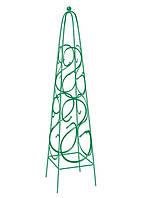 Пирамида садовая декоративная для вьющихся растений Palisad, 112,5 х 23 см