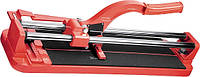 Плиткорез Mtx 600 х 16 мм литая станина, направляющая с подшипником, усиленная ручка