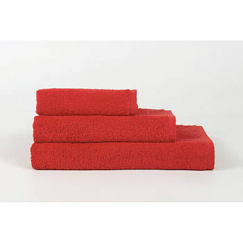 Полотенце Lotus Отель 30*50 - Красный v1