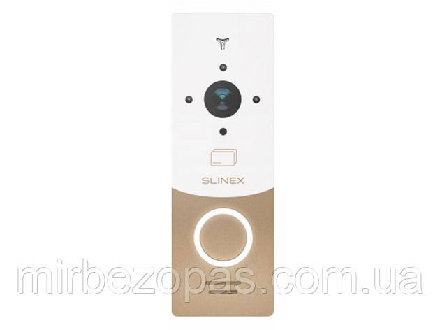 Видеопанель Slinex ML-20CR gold+white, фото 2