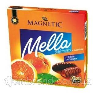 Шоколадные конфеты Magnetic Mella апельсин, 190 г