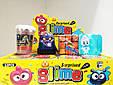 +Подарок Детский самокат MAXI. Pink. Разноцветные колеса., фото 5