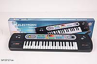 Синтезатор MQ-011UF 37 клавиш сеть,микрофон,MP3