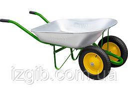 Тачка садовая Palisad грузоподъемность 170 кг объем 78 л