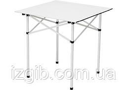 Стол складной алюминиевый Palisad Camping 700x700x700 мм