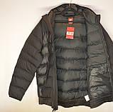 Мужская куртка Nike черная еврозима., фото 6
