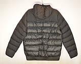 Мужская куртка Nike черная еврозима., фото 7