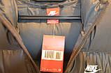 Мужская куртка Nike черная еврозима., фото 9