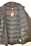 Мужская куртка Nike черная еврозима., фото 8