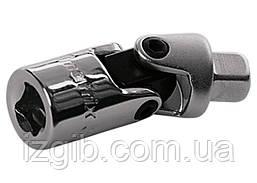 Шарнир карданный с квадратом 1/2 Matrix Master CrV, полированный хром