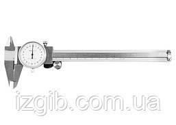 Штангенциркуль Matrix 150 мм, стрелочный