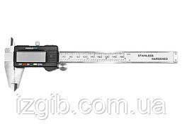 Штангенциркуль Matrix 150 мм, электронный