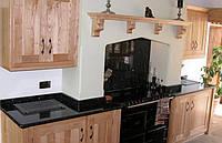 Готовые кухонные фасады из натурального дерева, фото 1