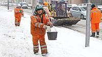 Реагент антигололедный для борьбы со снегом, льдом, обледенением, средство для посыпки тротуаров от льда