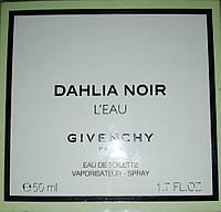 Givenchy DAHLIA NOIR Оригинальная туалетная вода (50 мл) Франция