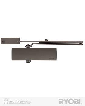 Дверні доводчики RYOBI 1200 D-1200P(U) METALLIC_BRONZE BC UNIV_ARM EN_2/3/4 80кг 1100мм