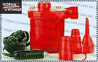 Насос электрический Турбинка 12V АС 401 + жидкая латка 20 грамм.