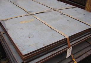 Лист стальной сталь ст Х12 10х500х1700 мм горячекатанный