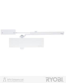 Доводчик накладного типу з кронштейном RYOBI 1200 D-1200P(U) WHITE BC UNIV_ARM EN_2/3/4 80кг 1100мм